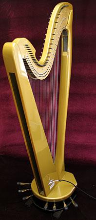 Kortier Electric Pedal Harp